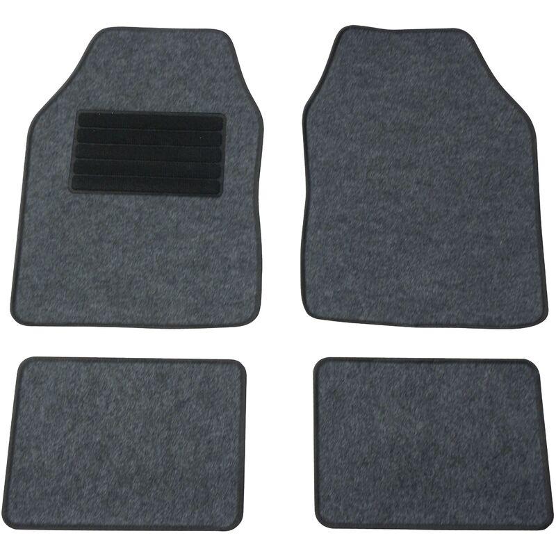 Tapis de sol uni -Malibu- gris