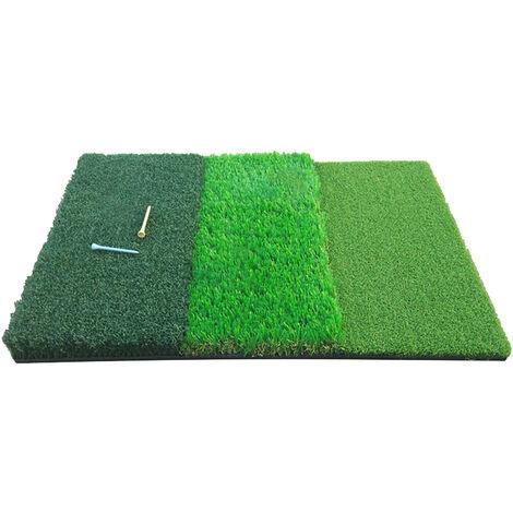 Tapis De Swing De Golf, Tapis De Golf Interieur Et Exterieur, Aides A L'Entrainement