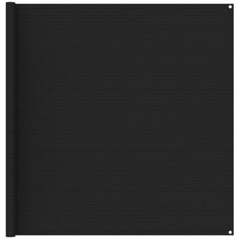 Tapis de tente 200x200 cm Noir6464-A