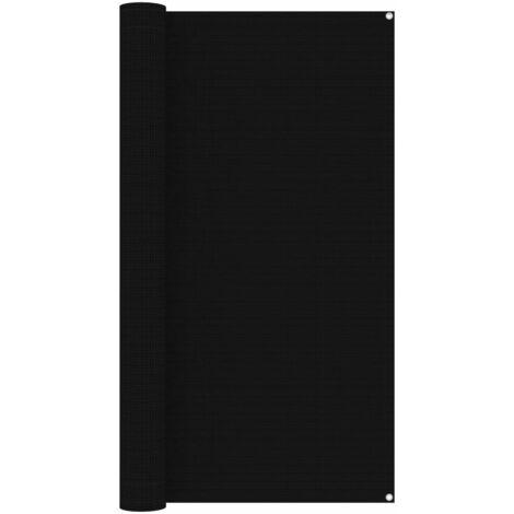 Tapis de tente 200x300 cm Noir