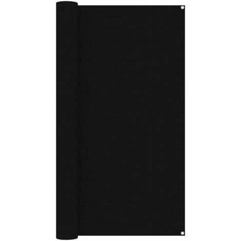 Tapis de tente 200x300 cm Noir6465-A