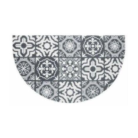 Tapis demi-lune - L 75 x H 45 cm - Lisbonne - Livraison gratuite