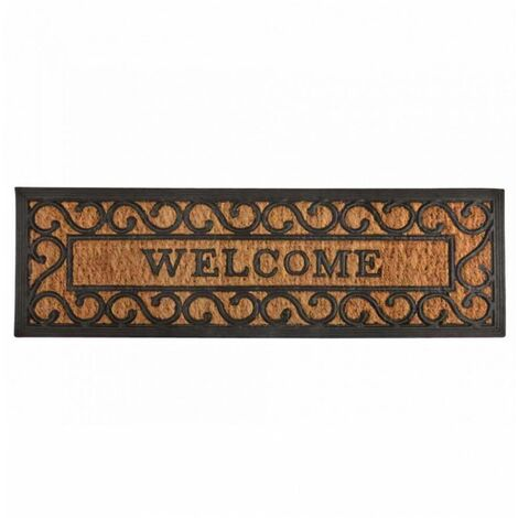 Tapis D Entree Welcome 75 X 25 Cm 22249