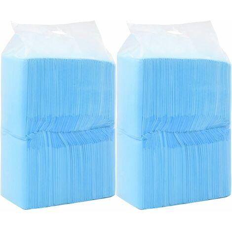Tapis d'hygiène pour chiens 200 pcs 90 x 60 cm Tissu non tissé