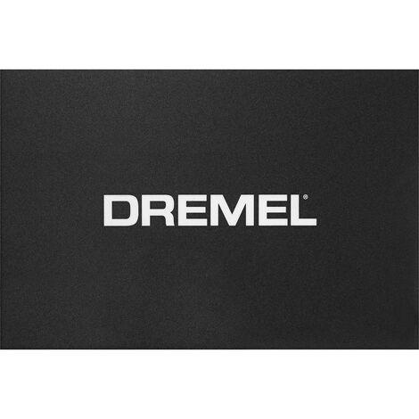 Tapis dimpression Dremel (3D40) 2615BT02JA, lot de 2 Dremel 2615BT02JA Adapté pour: Dremel 3D Idea Builder 3D40 3 pc(s)