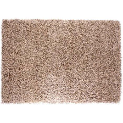 Tapis d\'intérieur Cozy 170x120cm Marron clair - DK00020BR