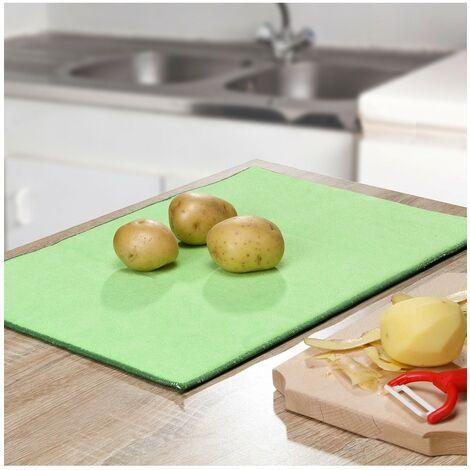 Tapis égouttoir fruits et légumes - Astuceo