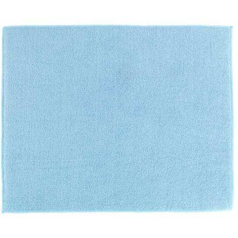 Tapis égouttoir vaisselle microfibre, Miko, bleu