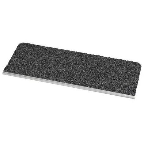 Tapis escalier Clean Scrape grey 101 25x65cm