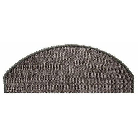 Tapis Escalier Sisal Grey 40 - VICA