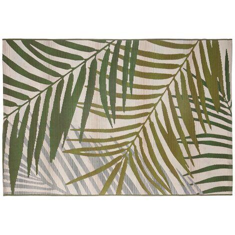 Tapis extérieur intérieur Tropic 155x230 cm - Vert
