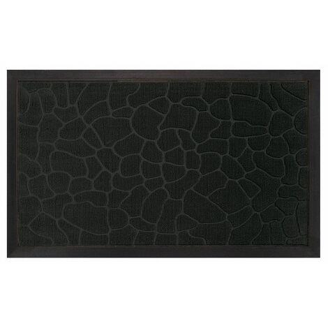 Tapis Galets gris 45x75cm sur cintre