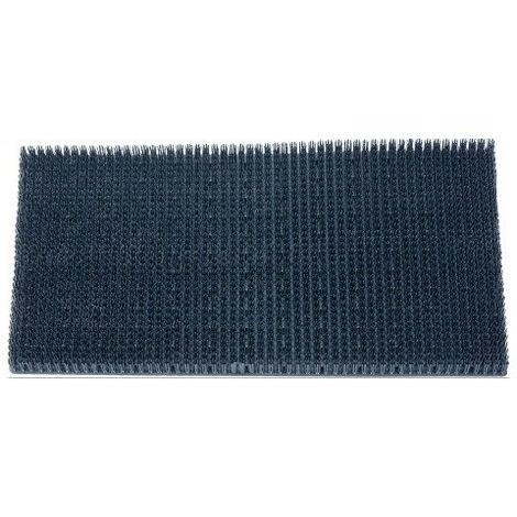 Tapis grattoir gazon Gazongrat gris 40x60 cm