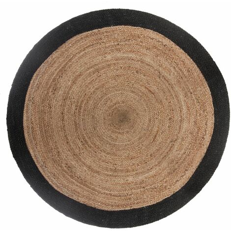 Tapis jute Mood D120 - Atmosphera