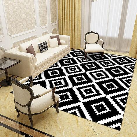 Tapis moderne tapis géométrique 120 * 160 cm Type1