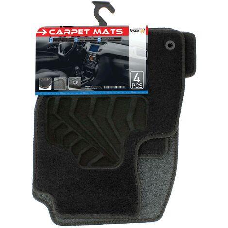 Tapis moquette compatible avec Ford Focus ap11 sur mesure 4 pieces