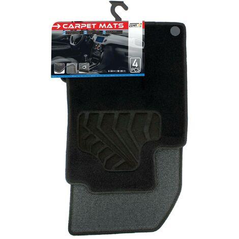 Tapis moquette compatible avec Mercedes classe A W176 ap12 sur mesure 4 pieces