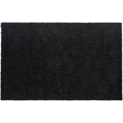 Tapis noir 200x300 cm DEMRE