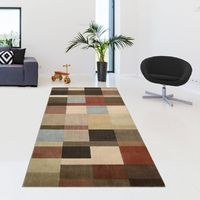 Tapis PATCH MONDRIAN Multicolore Tapis Moderne