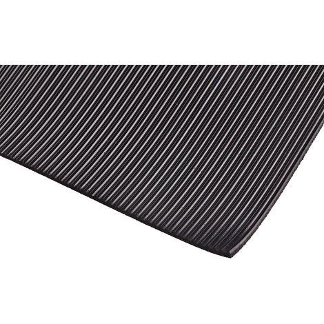Tapis pour établi RS PRO, Caoutchouc naturel, caoutchouc styrène-butadiène, prof. 515mm x , Long 668mm x
