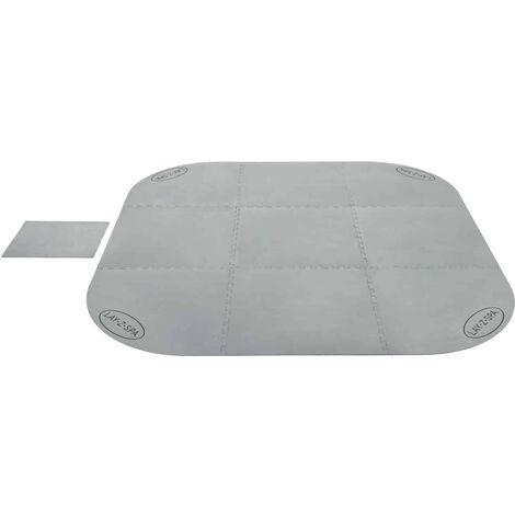 Tapis Protecteur pour Lay-Z-Spa Bestway 216x216 cm
