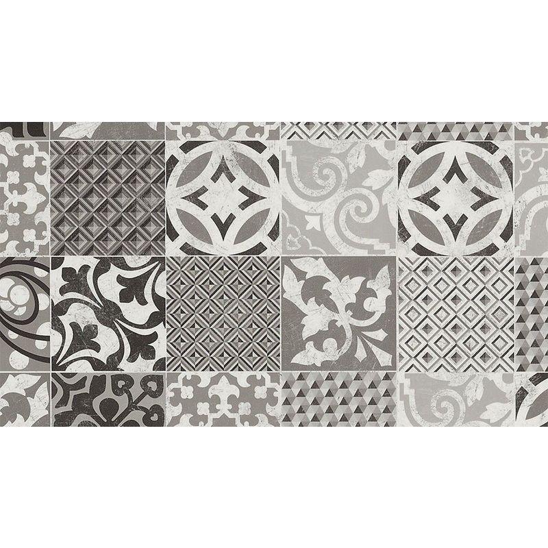 Tapis Pvc Carreaux Ciment Tapis En Pvc Differentes Tailles Vinyle Ideal Style Suedois Tapis De Passage Devant Evier