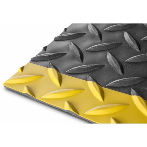 Tapis PVC diamant 22,8m x 0,91m x 4,7mm MW-Tools PVCRB910