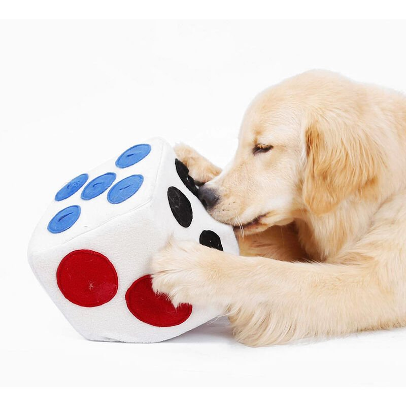 Tapis reniflant Jouet Intelligence Jouet interactif pour animaux de compagnie Jouet pour animaux de compagnie qui sentent les jouets de Train