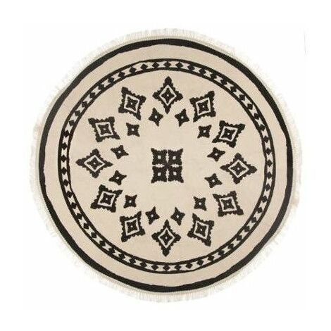Tapis rond - Nomade - D 90 cm