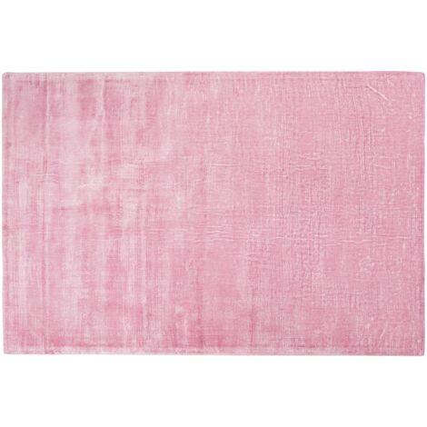 Tapis rose 160 x 230 cm GESI
