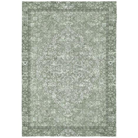 Tapis ROSETO vert 140x200cm - vert