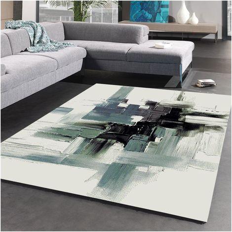 Tapis salon moderne et abstrait BELO 3