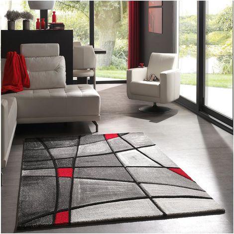 Tapis salon moderne et design BRILLANCE ZAG