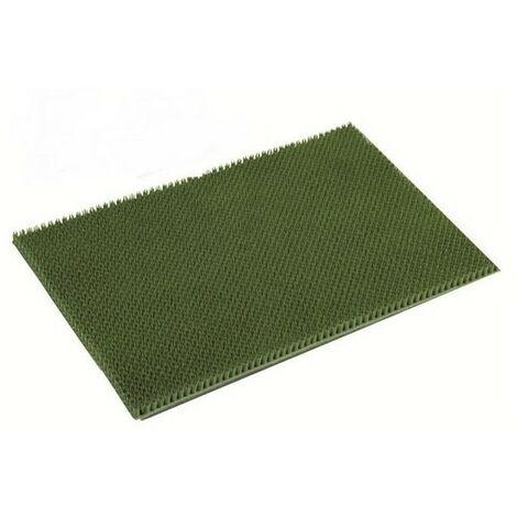 Tapis Season Gazon grattoir vert 40x60cm épaisseur 20mm