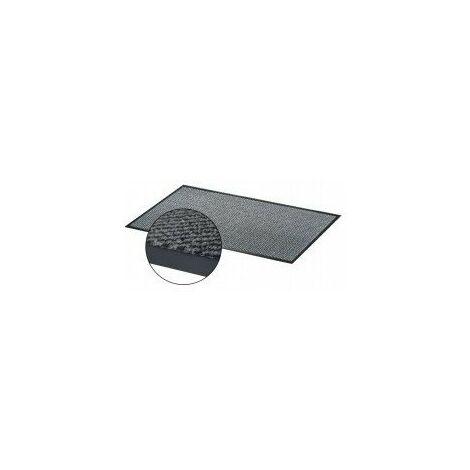 Tapis sol polypro.anthraci.60x90710020 anthracite