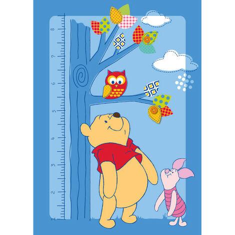 Tapis / Toise Winnie l'ourson Disney