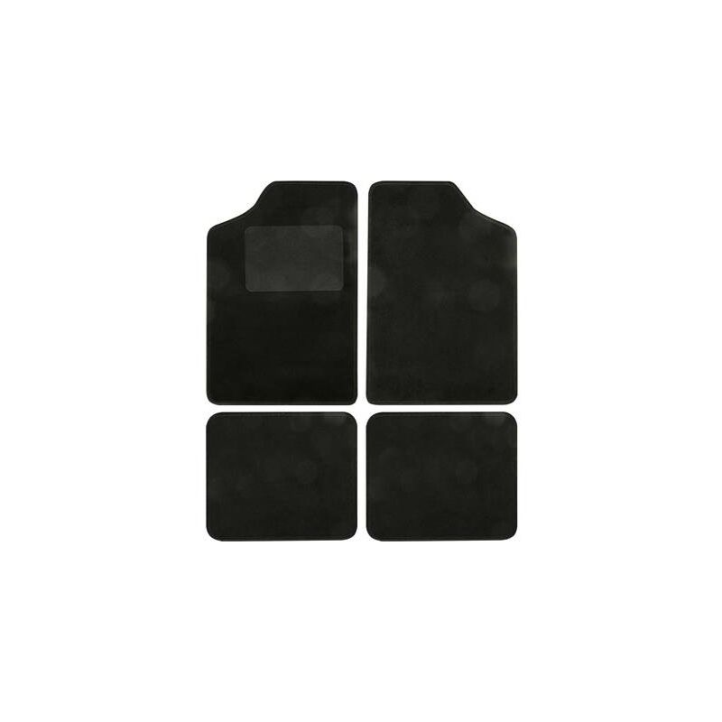 Tapis Universel Eufab 84022 (L X L X H) 66 Cm X 44 Mm X 3.5 Cm Anthracite/Noir 1 Pc(S)