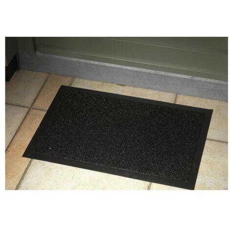 Tapis Vérona 60x90cm noir