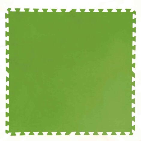 Tapiz de Suelo de Goma Bestway 81x81 cm (Verde) - 58265