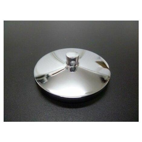 Tapon Baño Estandar Metal Cr S M