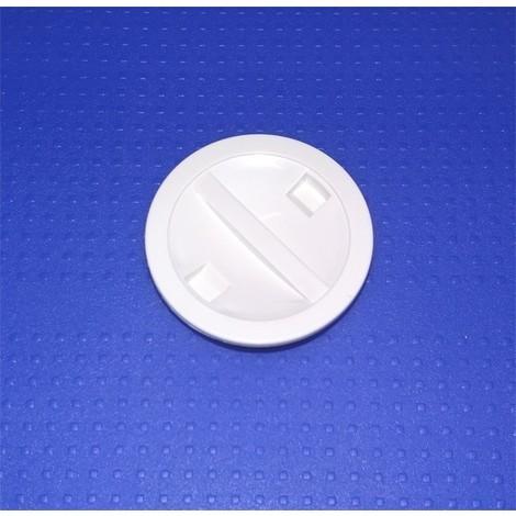 Tapón blanco del retorno del skimmer GRE AR100 00300G002 00300G0002
