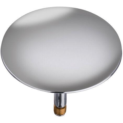 Tapón para bañera Pluggy® XXL Crome WENKO