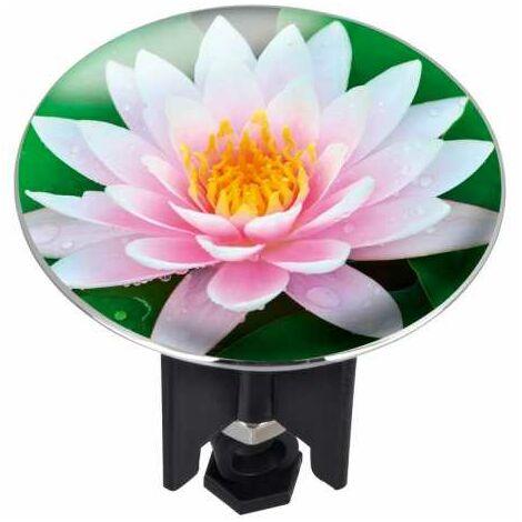 Tapón para desagüe Pluggy® XL blanco Lily WENKO