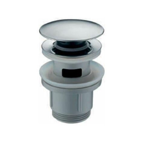 Tapón para lavabos y bidés económico PVC y acero S304 - IMEX