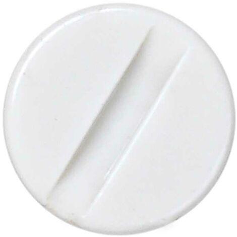 Tapón portafusible blanco (Simon 32 32090-31)