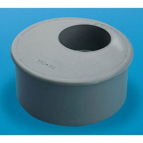 TAPON REDUCCION SIMPLE MACHO-HEMBRA PVC 110/40