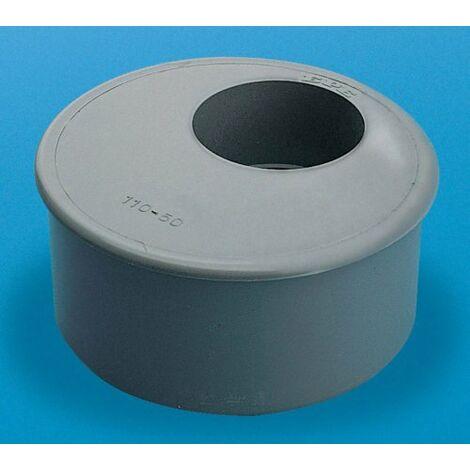 TAPON REDUCCION SIMPLE MACHO-HEMBRA PVC 160/125
