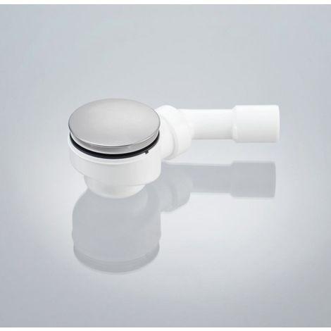Tapón y sistema de desagüe tipo B para plato de ducha