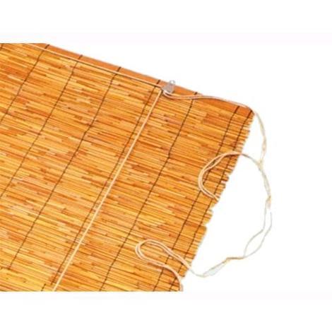 Tapparella a carrucola Cina in bamboo,
