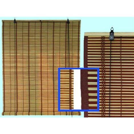 Arella bamboo bambu con carrucola avvolgibile 150 x 250 cm utilia pagliarella